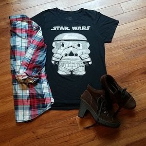 Star Wars~cute shirt.